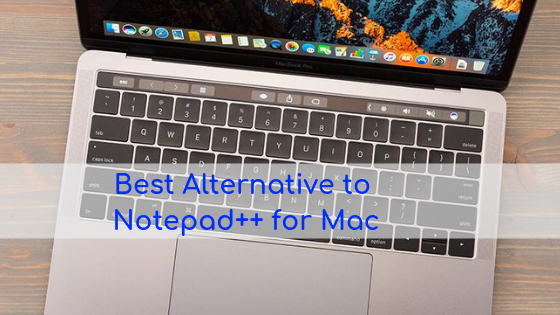 Notepad equivalent on mac