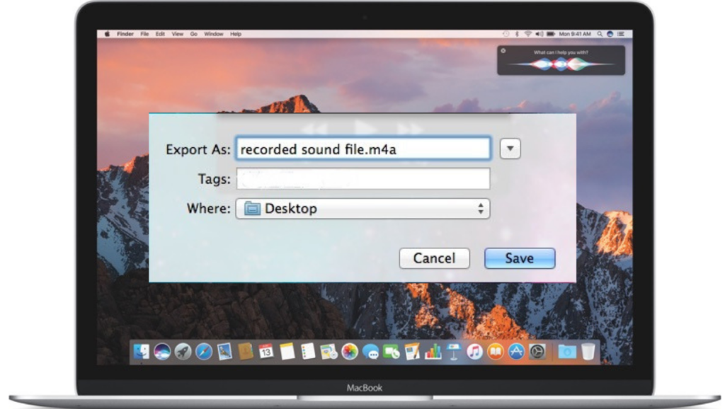 3 Easiest Ways to Record Audio on Mac - Recording Sound on