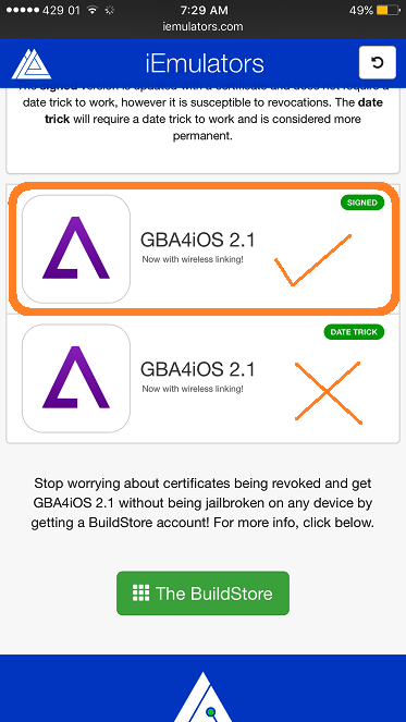 How to Install GBA4iOS on iPhone Running iOS 12 or iOS 11